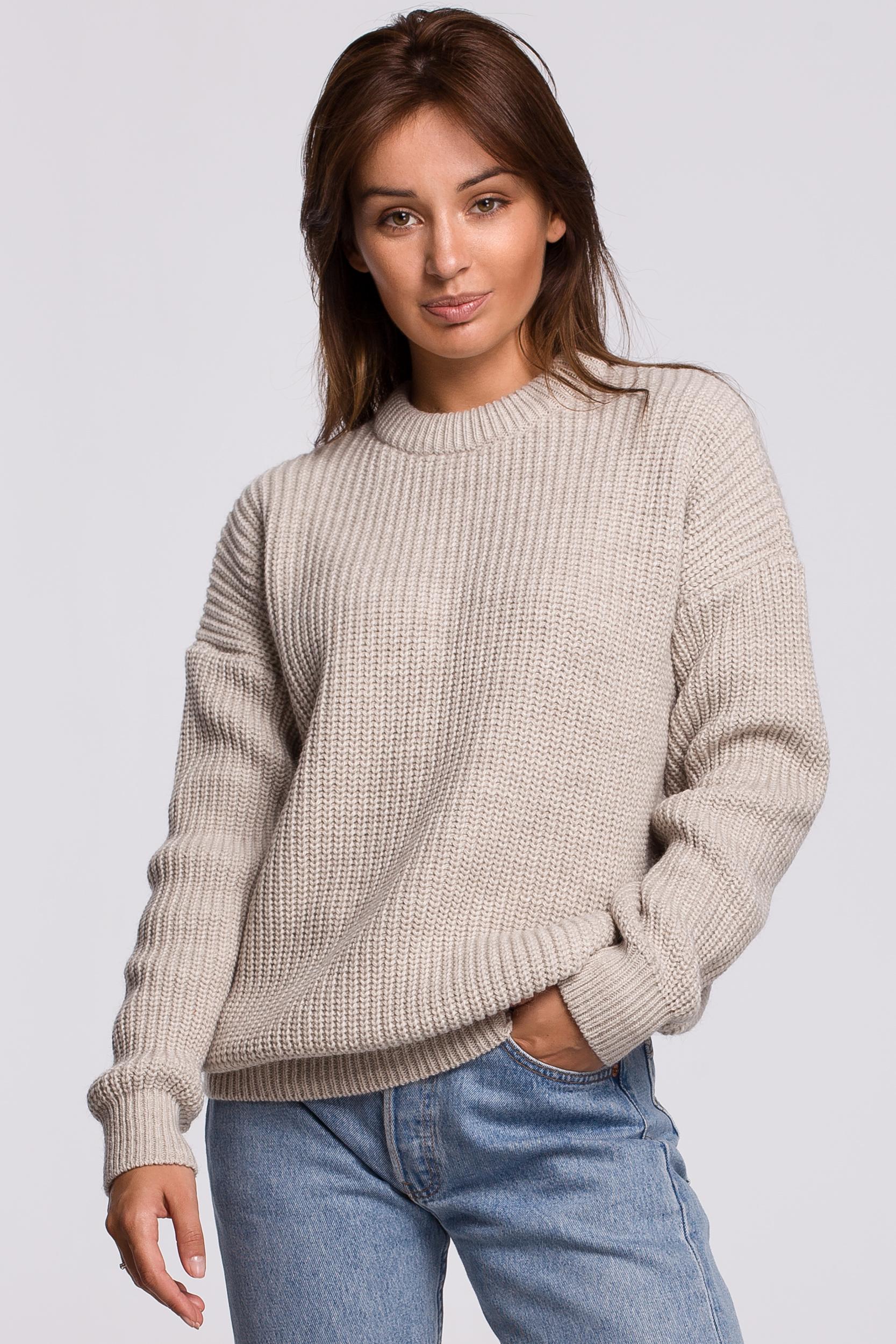 Sweater in Beige Vorderansicht